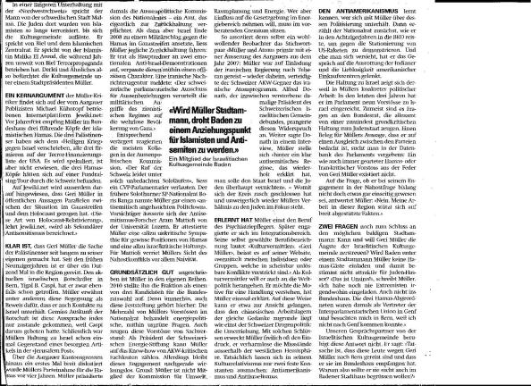 Geri Müller, die Hamas und die Juden II 004