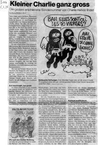 BaZ Charlie Hebdo