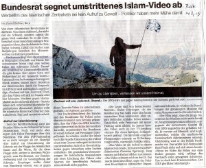 Salafaschistenvideo